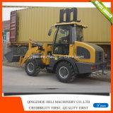 Mini caricatore della rotella della macchina agricola Zl15 con Ce