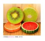 Descanso engraçado do brinquedo da fruta da melancia vegetal creativa feita sob encomenda da morango do luxuoso
