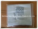 LDPE feuchtigkeitsfeste Verdickung-freier Plastikreißverschluss-Beutel