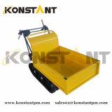 Descarregador Kt-MD300cld da esteira rolante da trilha do motor de gasolina