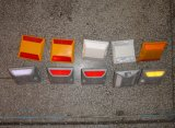 Perno de aluminio solar del camino