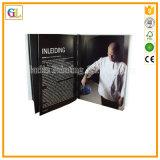Impressão do compartimento do livro de Hardcover da alta qualidade