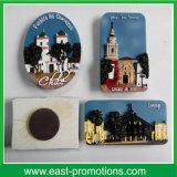 Regali turistici Polyresin del ricordo/magnete frigorifero della resina per la corsa della città