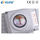 Valvola a sfera elettrica dell'acciaio inossidabile di prezzi di pollice di Q911f-16-Dn15 1/2 buona