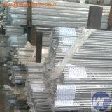 Barre creuse plaquée par chrome dur de la qualité 40cr