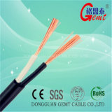 Кабель резины кабеля неопрена меди провода жары горячего кабеля кремния сопротивления масла сбывания резиновый упорный