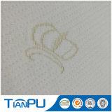 tessuto di ticchettio 100% dell'Anti-Pilling di colore del poliestere 220GSM del filato materasso del jacquard