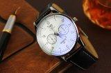 Het Horloge van het Kwarts van de Vrouwen van de Waterdichte Mannen van het Horloge van het Polshorloge van de manier