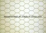 Galvanisierte sechseckige Draht-Filetarbeit mit konkurrenzfähigem Preis