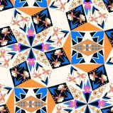 Nuevo diseño de encargo para las varias clases de tela de seda
