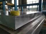 Цель 1.55mm движения 1.95 лист mm 5052 почищенный щеткой алюминиевый