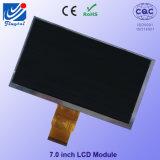 Visualización de la resolución 800*480 7 '' IPS TFT LCD