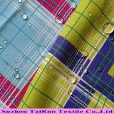 Tessuto di seta naturale del poliestere di Microfiber con stampato per il lenzuolo