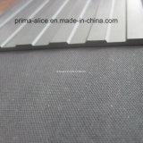 Nattes en caoutchouc à nervures ondulées fines/grandes de qualité d'étage dans une Rolls