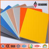 Hecho en el panel de pared compuesto de aluminio de China