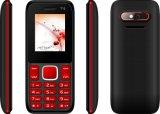 1.8 teléfono dual tamaño pequeño de la característica del teléfono celular del teléfono móvil del G/M SIM de la pulgada