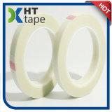 Nastro a temperatura elevata adesivo del panno di vetro dell'isolamento del silicone