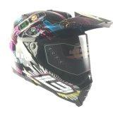 Casco de moda de la motocicleta de la encrucijada en venta
