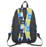 二重肩のバックパックの学校学生の余暇袋のバックパックの卸売