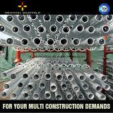 Das meiste Sicherheits-Baugerüst materielle Ringlock System