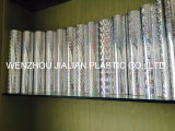 Pellicola rigida del PVC di /Laser dell'ologramma per le decorazioni di natale