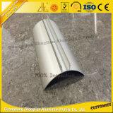 Le professionnel a personnalisé la pièce propre en aluminium anodisée
