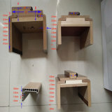 Нутряное деревянное цена Doorwith Индии Style&Low