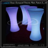 Nachladbare Plastikfarbe, die Stab-Tisch RGB-LED ändert