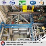 Peb Stahlrahmen für Industrieanlage mit Laufkran