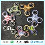 Handspinner-Tri Unruhe-keramische Kugel-Schreibtisch-Spielzeug EDC-Strumpfstuffer-Kinder/Erwachsener