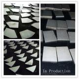 As placas do carboneto de tungstênio soldaram em ferramentas para a máquina da guilhotina