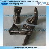 China fabrizierte OEM Metall Maschinen Teile Hardware-Teil