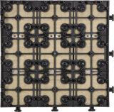 Carrelage 30*30 de verrouillage en céramique détachable avec la base de PE
