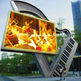Moulage d'Afficheur LED de P10 SMD avec l'intense luminosité pour la publicité extérieure