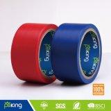 Nastro d'avvertimento personalizzato del PVC di vario formato per la polizia /Blue ed il nastro rosso di avvertenza