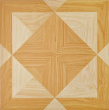 芸術の寄木細工の床12mmシリーズYip200積層のフロアーリング欧州共同体