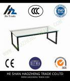 La mesa de centro de la terraza Hzct124 Metals los muebles
