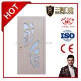 Vente chaude Maison intérieure de luxe Toilette Porte en verre PVC