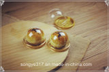 Golden Round Egg Yellow Crisff Blister Box
