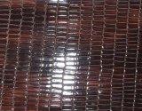 袋のハンドバッグ(H255)のための明るいトカゲPU PVC Upholsterty革