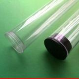 Il tubo duro del PC protegge la lampadina Flourescent nella vetrina di refrigerazione