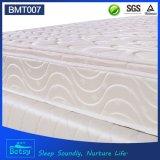 Soem, das elastisch ist, vervollkommnen Schlaf-Matratze 25cm, die mit elastischer Bonnell Sprung-und Komfort-Kasten-Spitzenschicht hoch sind