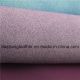 Cuir de Microfiber de qualité et de biens pour le fauteuil de sofa (DS-A931)