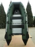 4 crogiolo gonfiabile di battello pneumatico della gomma delle persone 290cm