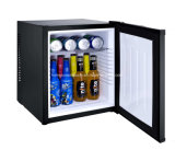 молчком термоэлектрический холодильник гостиницы 24L