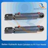 Cilindro hidráulico com entrega rápida