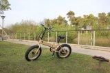 E-Bicicleta gorda do pneu da bicicleta 250W elétrica com bateria de lítio