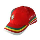 緑によって刺繍される野球帽(JRE001)