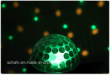 Del LED del giardino della sfera mini LED LED indicatore luminoso di cristallo della discoteca dell'indicatore luminoso