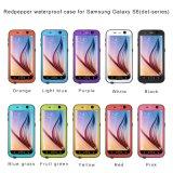100% загерметизированная галактика S6 Samsung аргументы за сотового телефона Wateproof противоударная